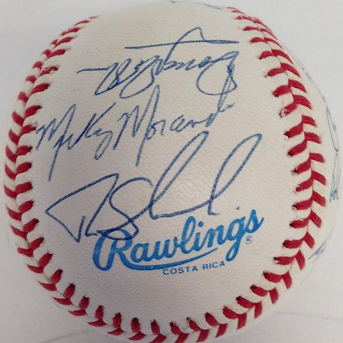 1988 USA Olympic Team-Signed Baseball