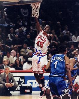 Michael Jordan Signed 8x10 Photograph (1)