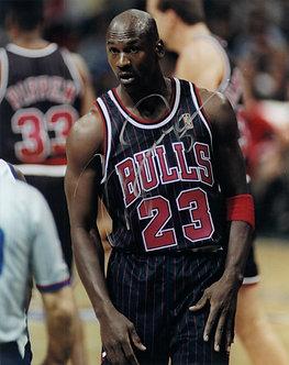 Michael Jordan Signed 8x10 Photograph (2)