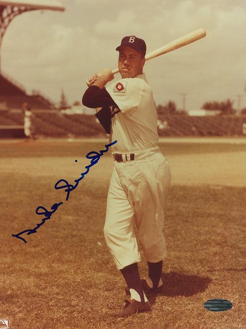 Duke Snider Autographed 8x10 Photo