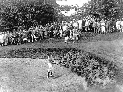 Bobby Jones 1928 U.S. Amateur Photo
