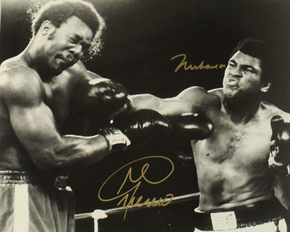 "Muhammad Ali vs. George Foreman ""Rumble in the Jungle"""