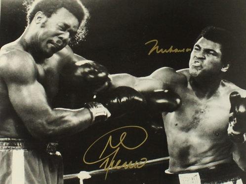"Muhammad Ali vs. George Foreman ""Rumble in the Jungle"""