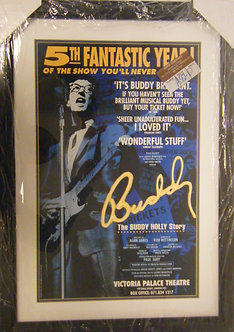 Buddy Holly Tour Photo