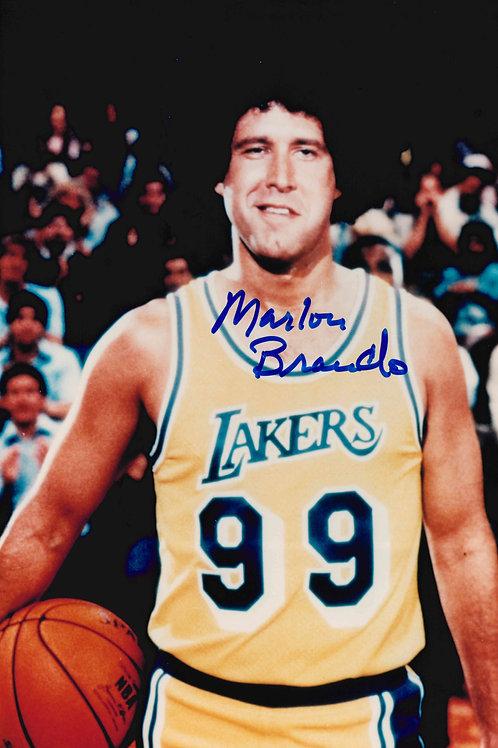 "Chevy Chase ""Marlon Brando"" Autograph"