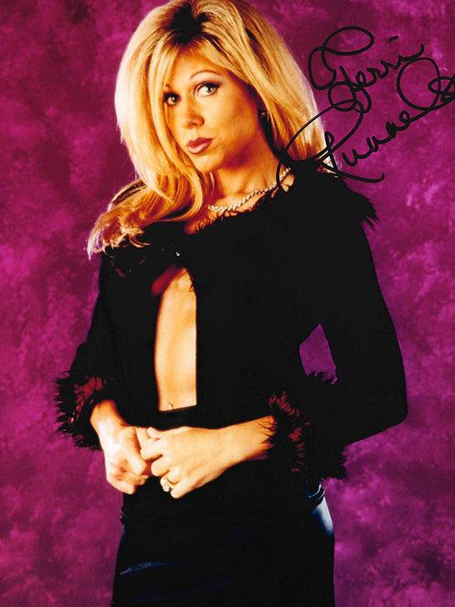 Terri Runnels Autographed 8x10