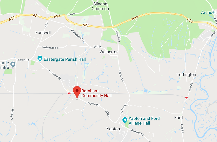 Barnham Community Hall