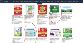 Compete Against Emerging Brands in Baby Formula Category