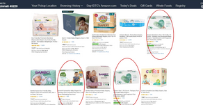"""How to Win Search in """"Natural"""" Diapers"""