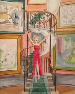 Marilyn in Paris