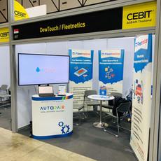 CEBIT 2019 Booth