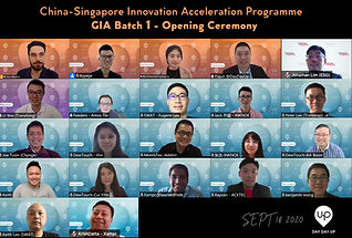 DewTouch Innovations Selected as a Finalist in 2020 China-Singapore Innovation Acceleration Program