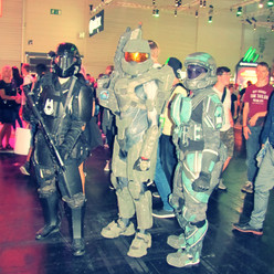 405th European Regiment - Halo Costumes and Props