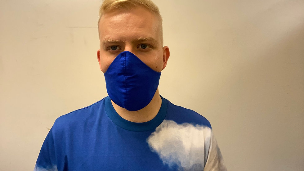 BLUE MASK PACK OF 2