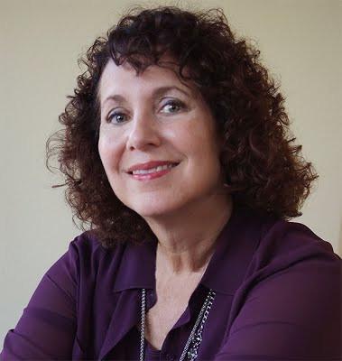 """Flori Senor Rosenthal, author of """"Nono's Kisses."""""""