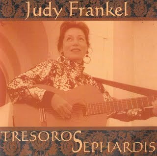Judy Frankel, an interpreters of Ladino songs.