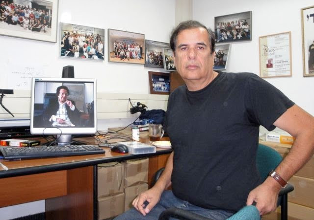 Professor Yitshak Levy has recorded hundreds of interviews with Ladino speakers in Jerusalem.