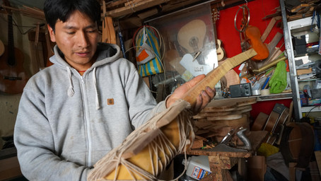 Cusco's Luthiers: For the Love of Art