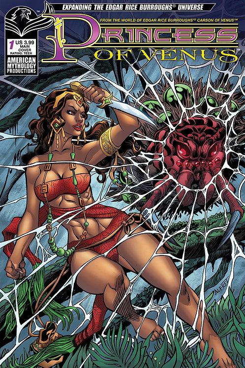 Princess of Venus #1 Digital Edition