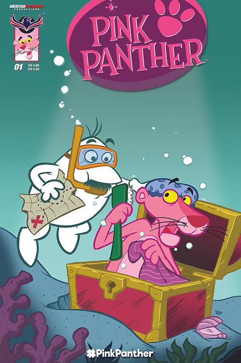 Pink Panther #1 Classic Hijinks Cvr