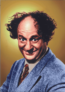 The Three Stooges - Larry Fine