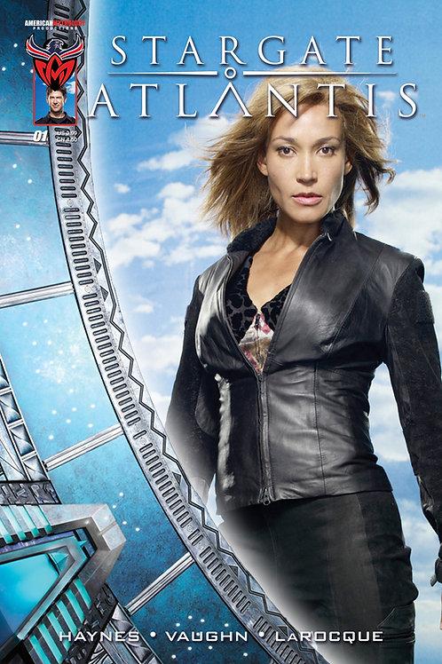 Stargate Atlantis #1 Photo Cover