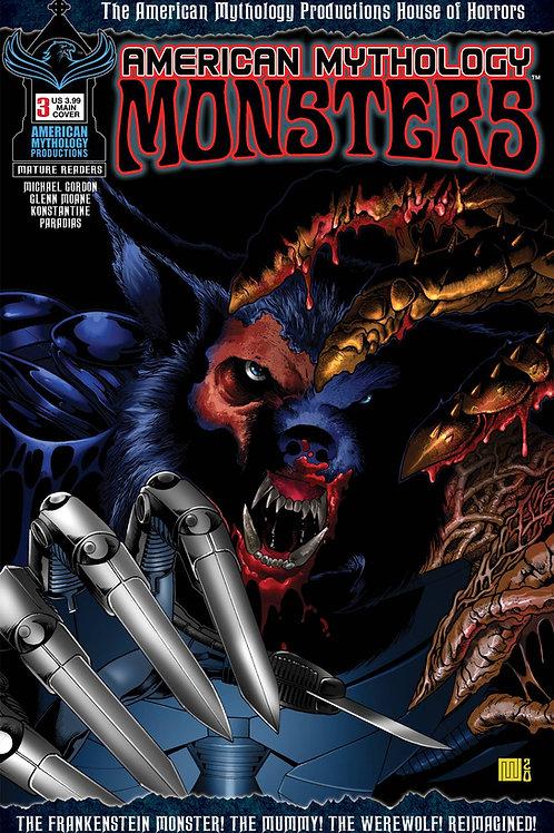 American Mythology Monsters #3 Digital PDF Edition