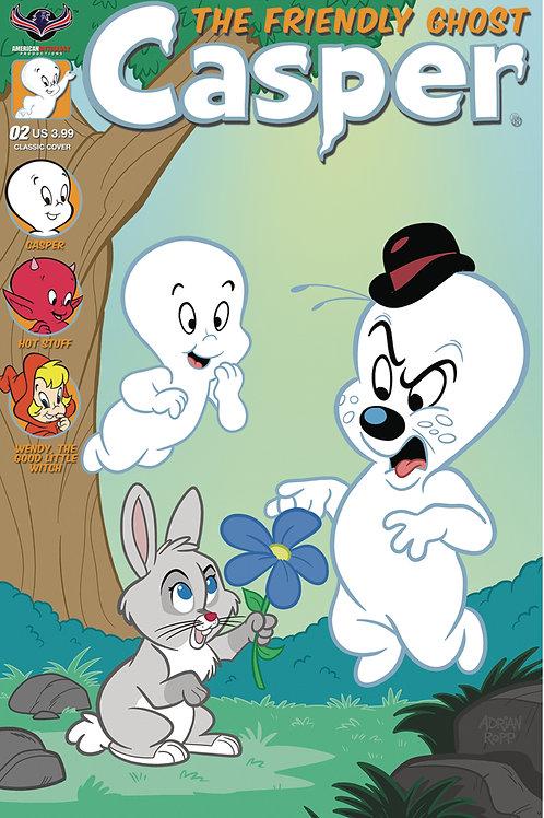 Casper the Friendly Ghost #2 Classic Ropp Cvr