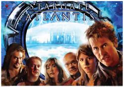 New Stargate: Atlantis Comics