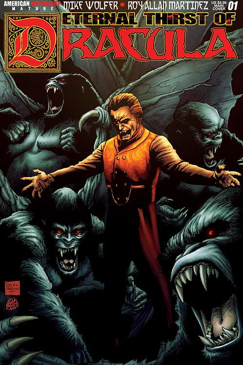Eternal Thirst of Dracula #1Digital PDF Edition