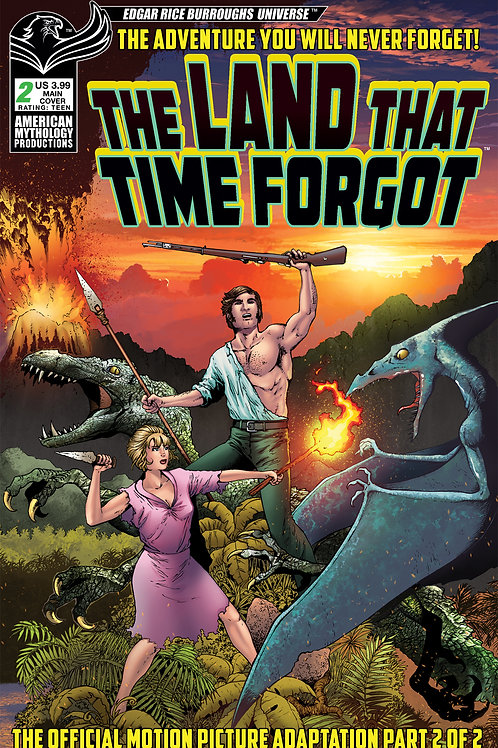Land That Time Forgot 1975 #2 Digital Edition