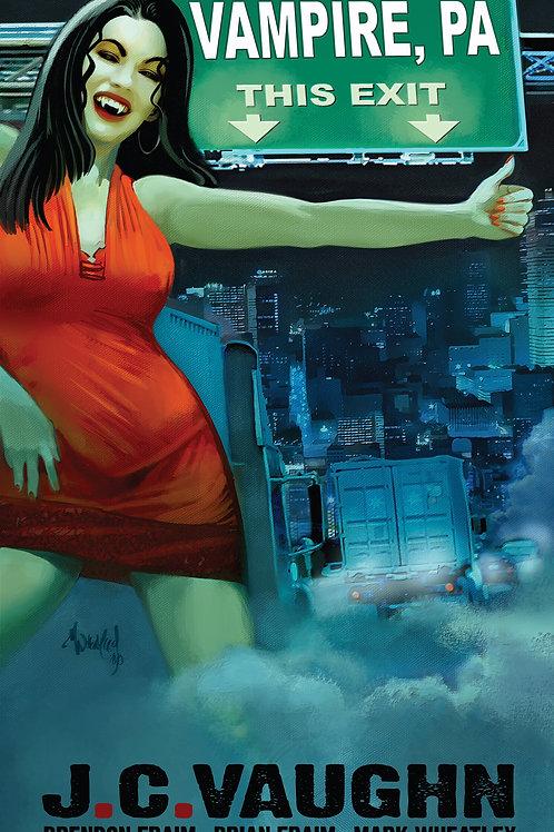 Vampire PA Trade Paperback Graphic Novel
