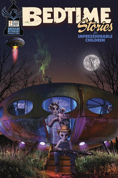 Bedtime Stories For Impressionable Children Annual #1 Main Cvr