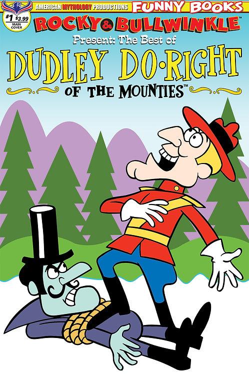Rocky & Bullwinkle Present: Best of Dudley Do-Right #1Main Cvr