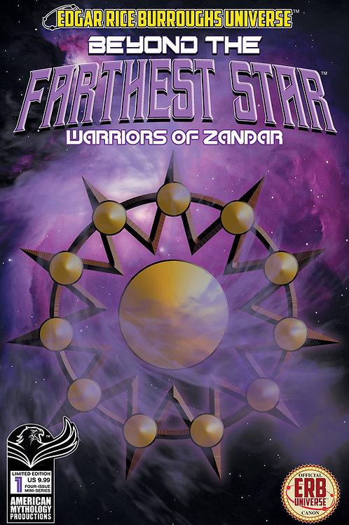 Beyond The Farthest Star #1 1/350 Ltd Ed Var Cvr