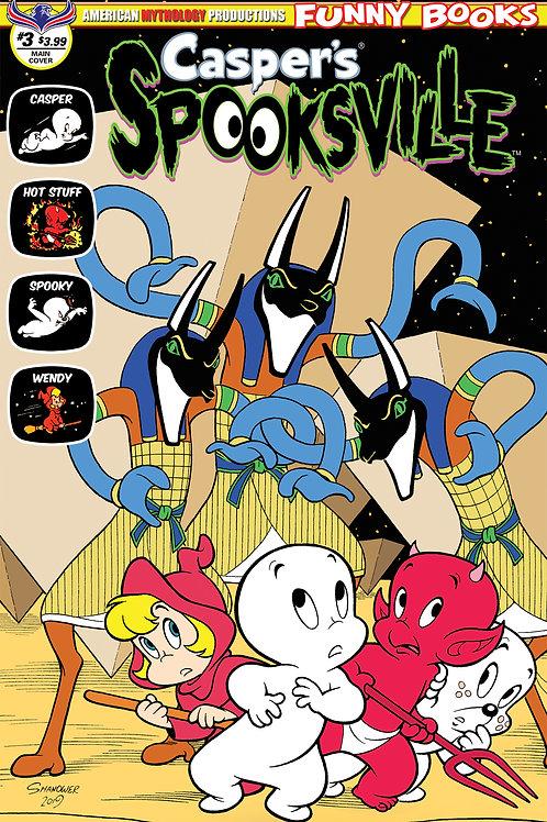 Casper's Spooksville #3 Digital Edition