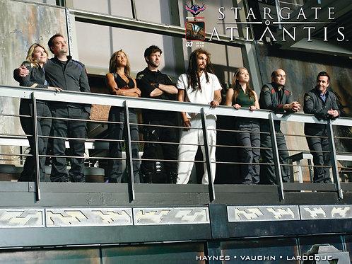 Stargate Atlantis #3 Wrap Photo Cvr