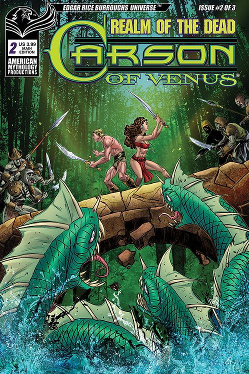 Carson of Venus: Realm of the Dead #2 Digital PDF