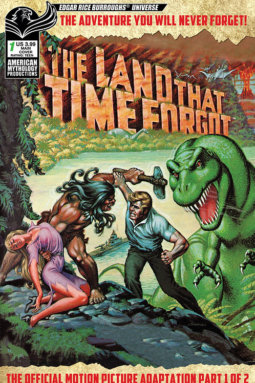 Land That Time Forgot 1975 #1