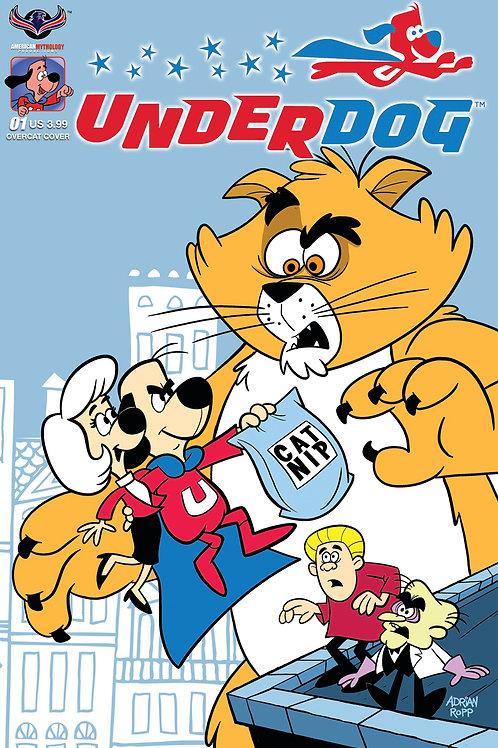 Underdog #1Overcat Ropp Cover