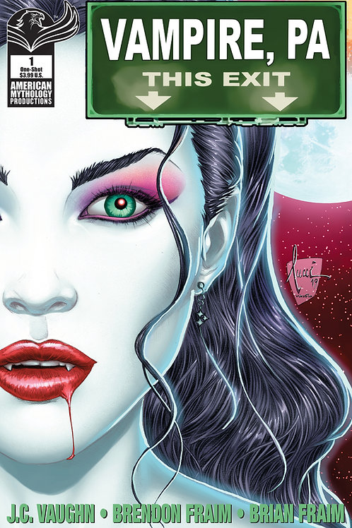Vampire PA Bite Out of Crime #1 Digital Pdf