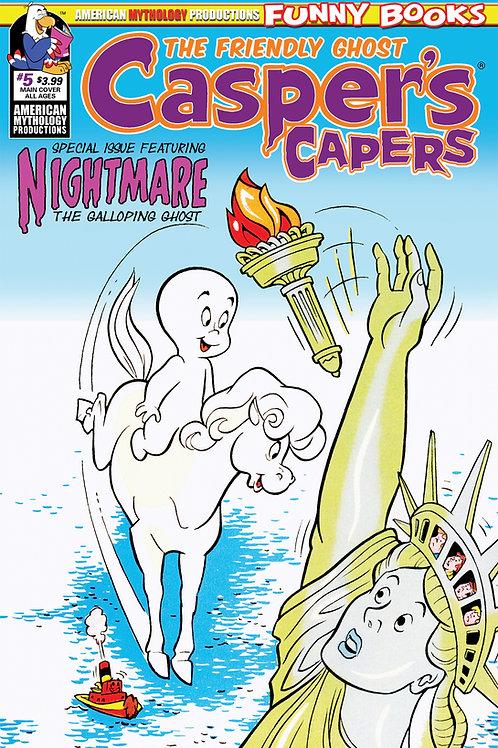 Casper's Capers #5 Digital Edition