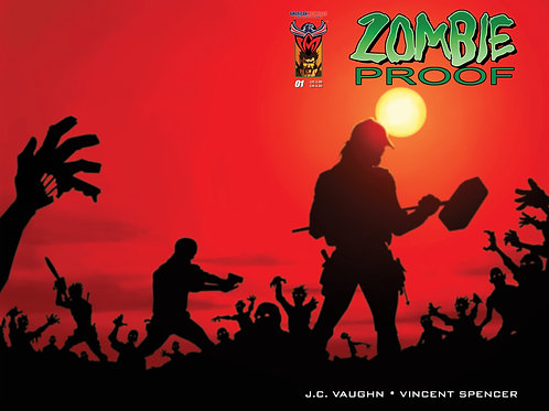 Zombie-Proof: Zombie Zoo Wrap Cover