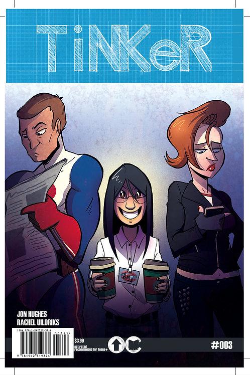 Tinker #3 (Overground Comics)