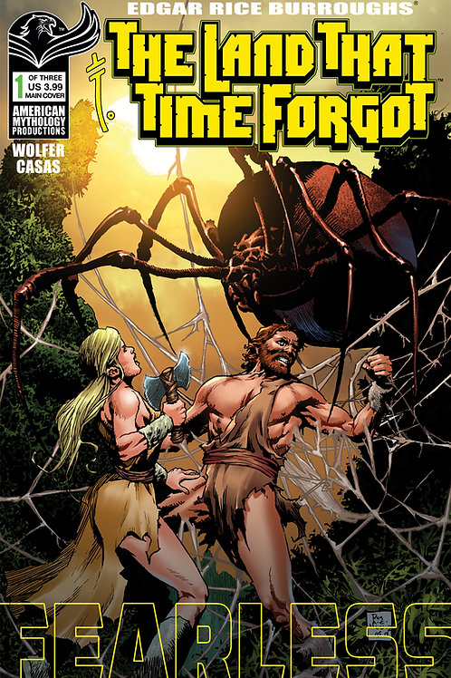 The Land That Time Forgot: Fearless #1 Main Cvr