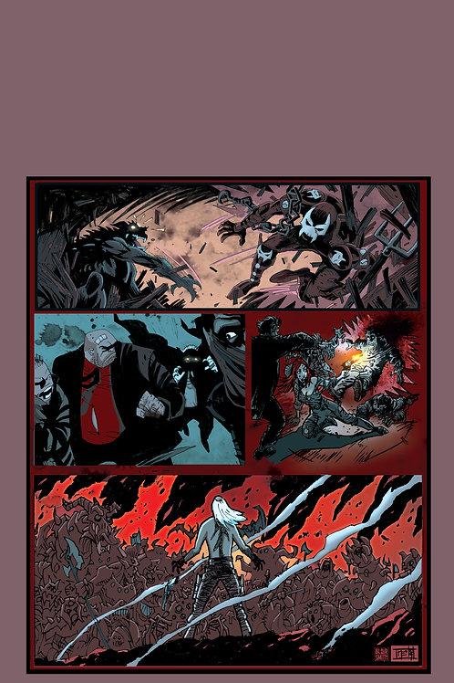 Dark Tales From the Vokesverse #1 Main Cvr