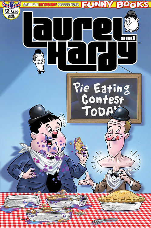 Laurel & Hardy #2 Digital Pdf