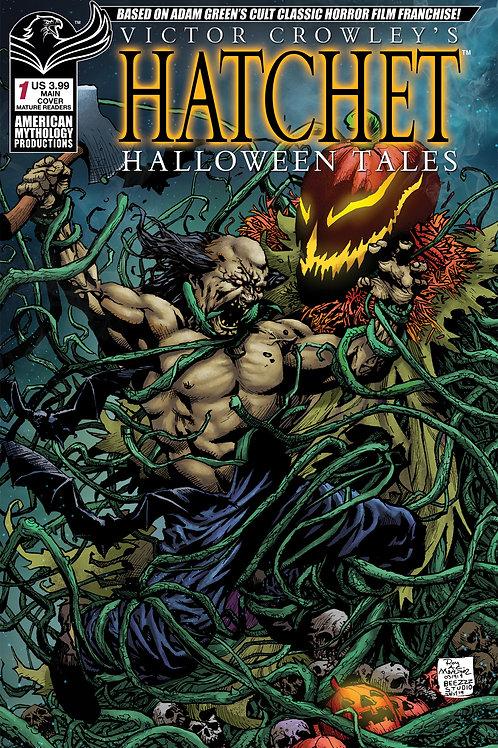 Victor Crowley's Hatchet Halloween Tales #1 Digital File