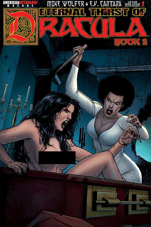 Eternal Thirst of Dracula Book 2 #1 Brides Nude Cvr