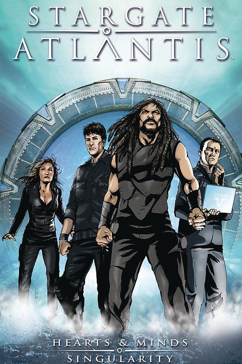 Stargate Atlantis Vol 2 Trade Paperback Graphic Novel